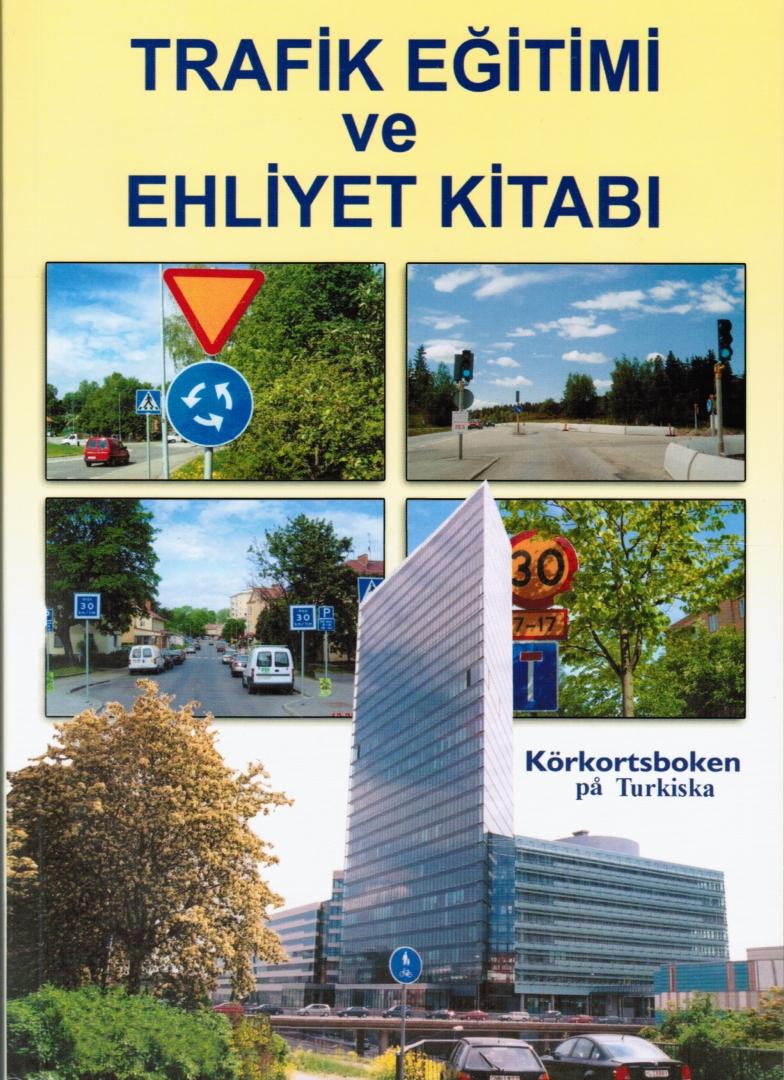 Körkortsbok - Utländska