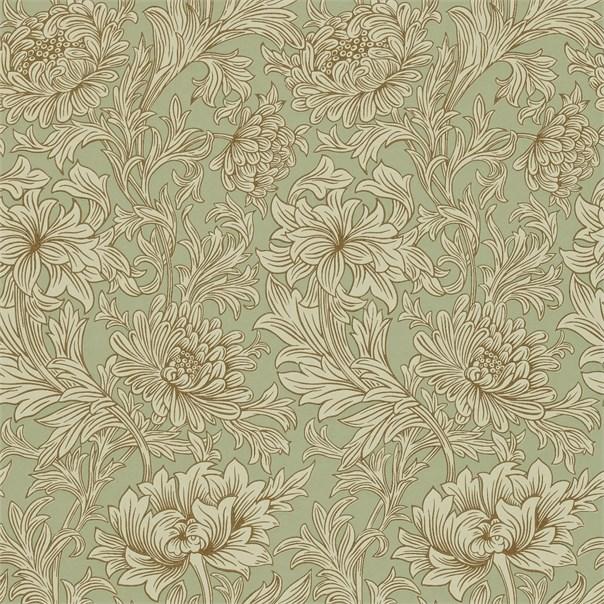 tapet william morris chrysanthemum. Black Bedroom Furniture Sets. Home Design Ideas