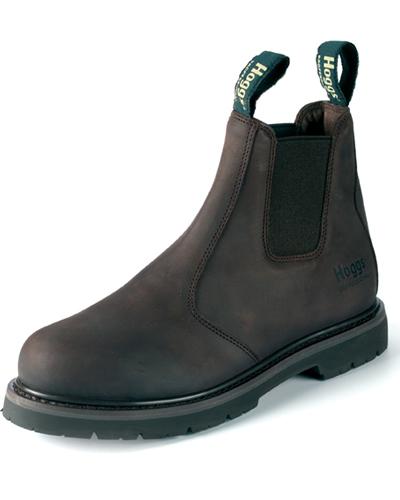 Bra skor för lager arbete