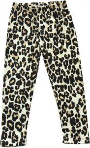 Leopard Original Leggings Slimfit i OEKO-TEX