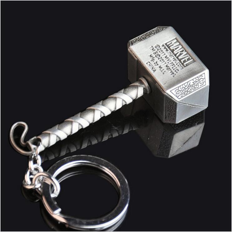 häftig tors hammare nyckelhänge