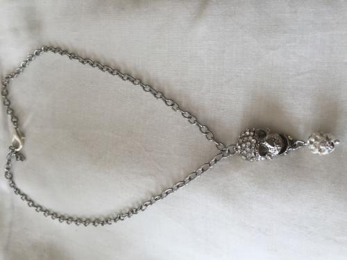 Orkidé smycken Handgjorda smycken för alla kvinnor