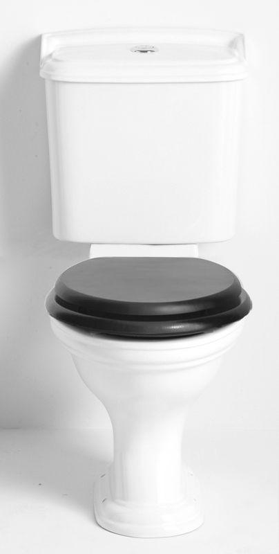 Toalett Heritage Dorchester Golvstående Wc Med Smal