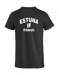 Estuna IF Friidrott Bomulls-Tshirt