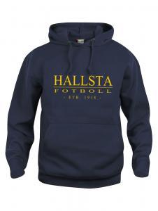 Spelar- Supporterhoodie Hallsta IK