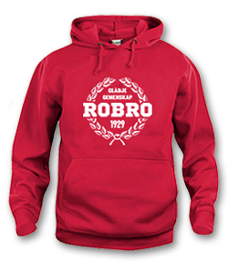 Supporterhoodie Robro
