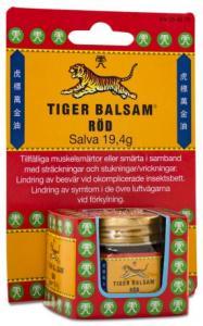 Tigerbalsam Röd