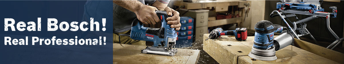 Bosch - Real Pro!