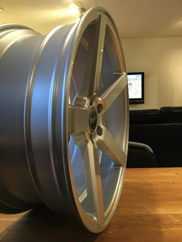 "19"" Ocean Wheels Cruise Concave"