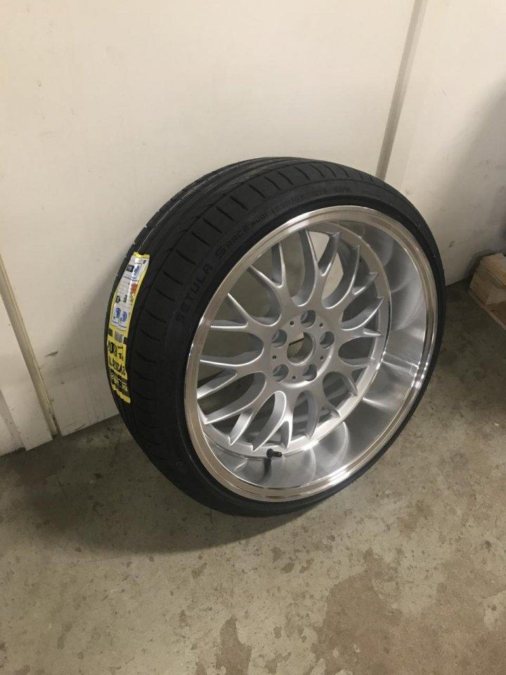 """5 Star Auto >> 18"""" Ocean Wheels Super DTM"""