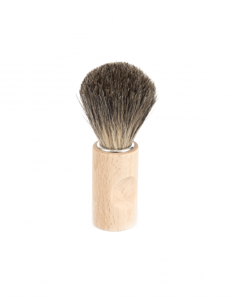 Shaving brush - Beech & Badger Hair