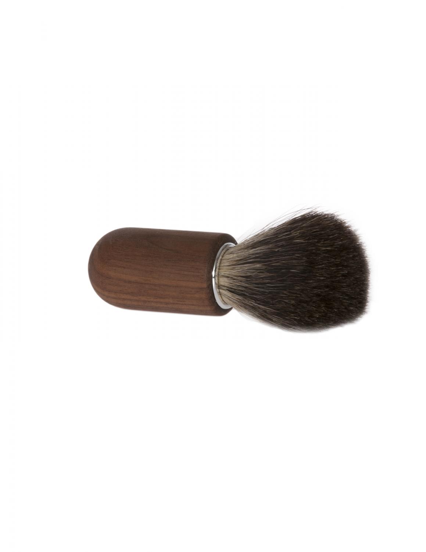 Shaving brush - Walnut & Badger Hair