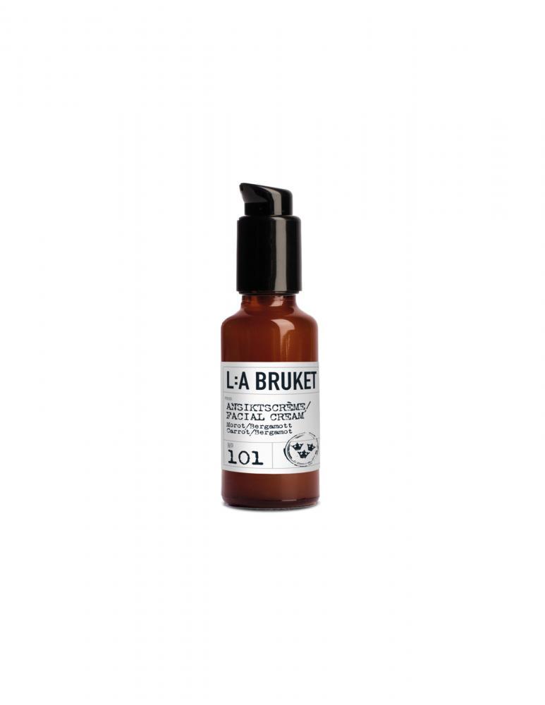 Ansiktscreme Rich Morot/Bergamott (50ml)