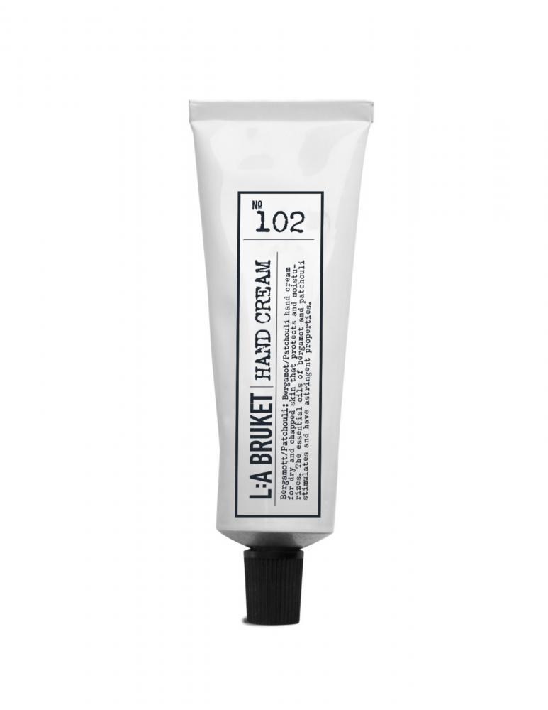 Handcrème Bergamot/Patchouli