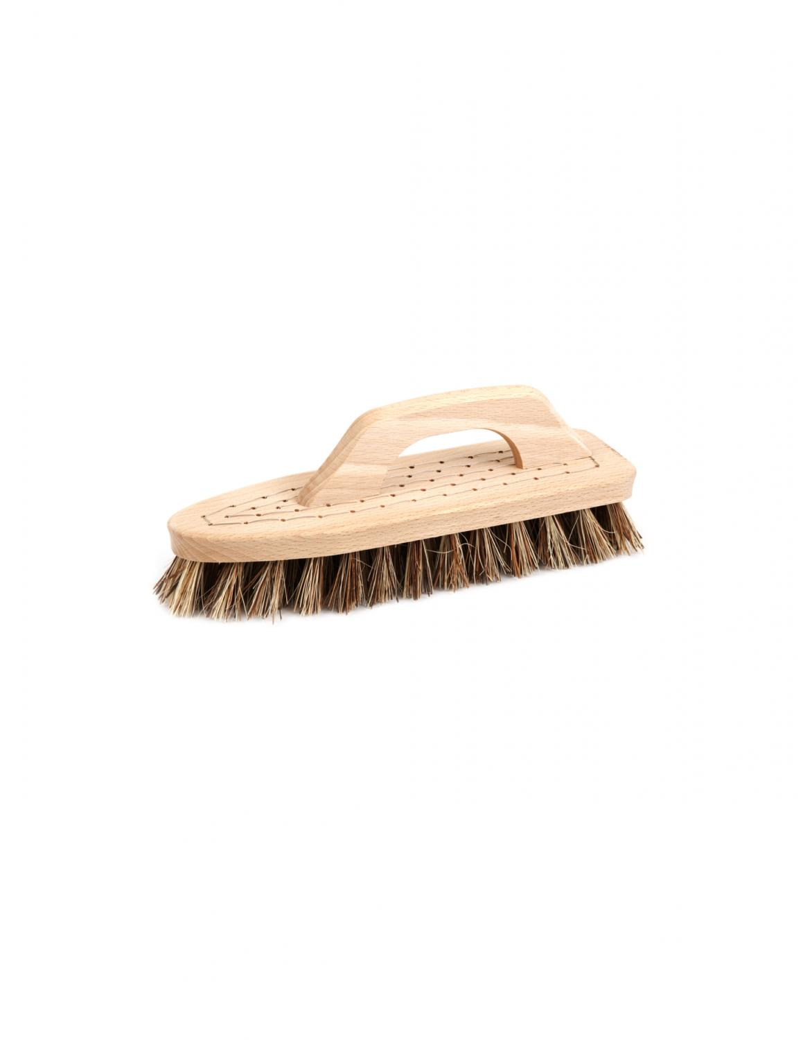 Scrubbing Brush with Handle Union blend