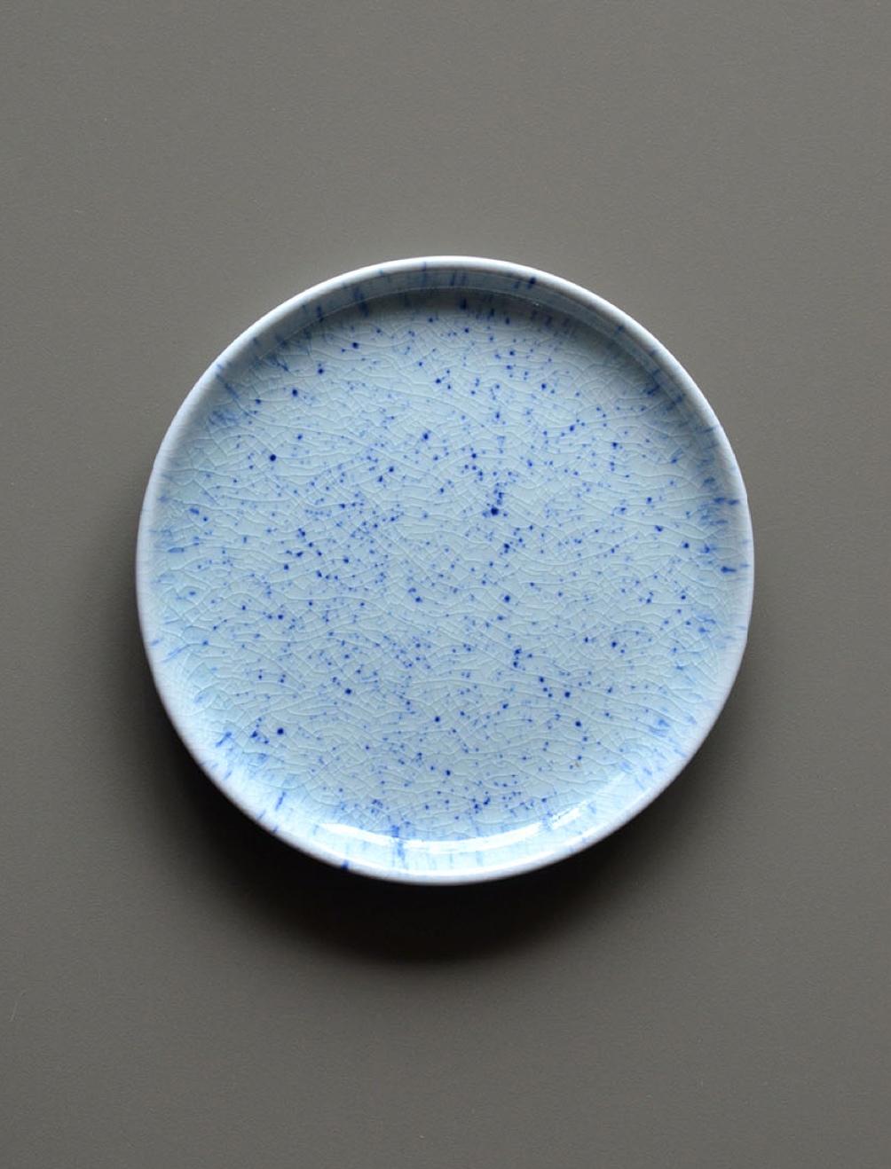 Pure Stain Blue Tallrik 16cm