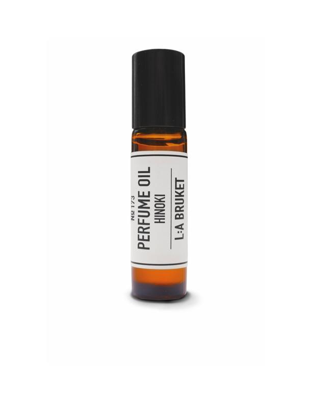 Perfume Oil Hinoki