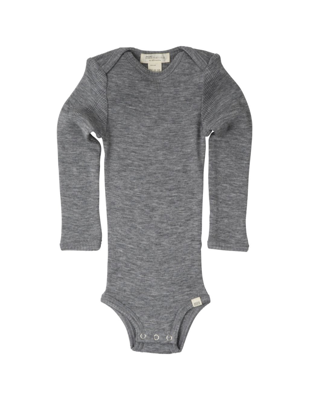 Alaska Grey Melange Body