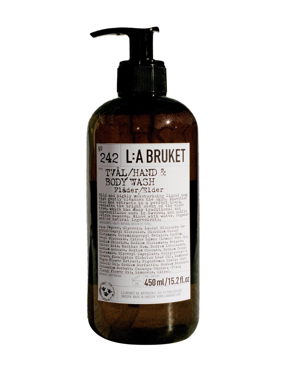 Liquid Soap Elder 450ml