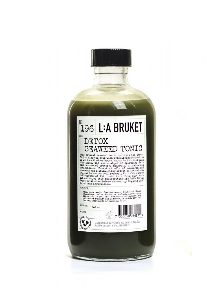 Detox Seaweed Tonic Seaweed Mandarin