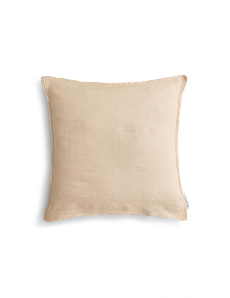 Cushion Cover Linen Peach Pink
