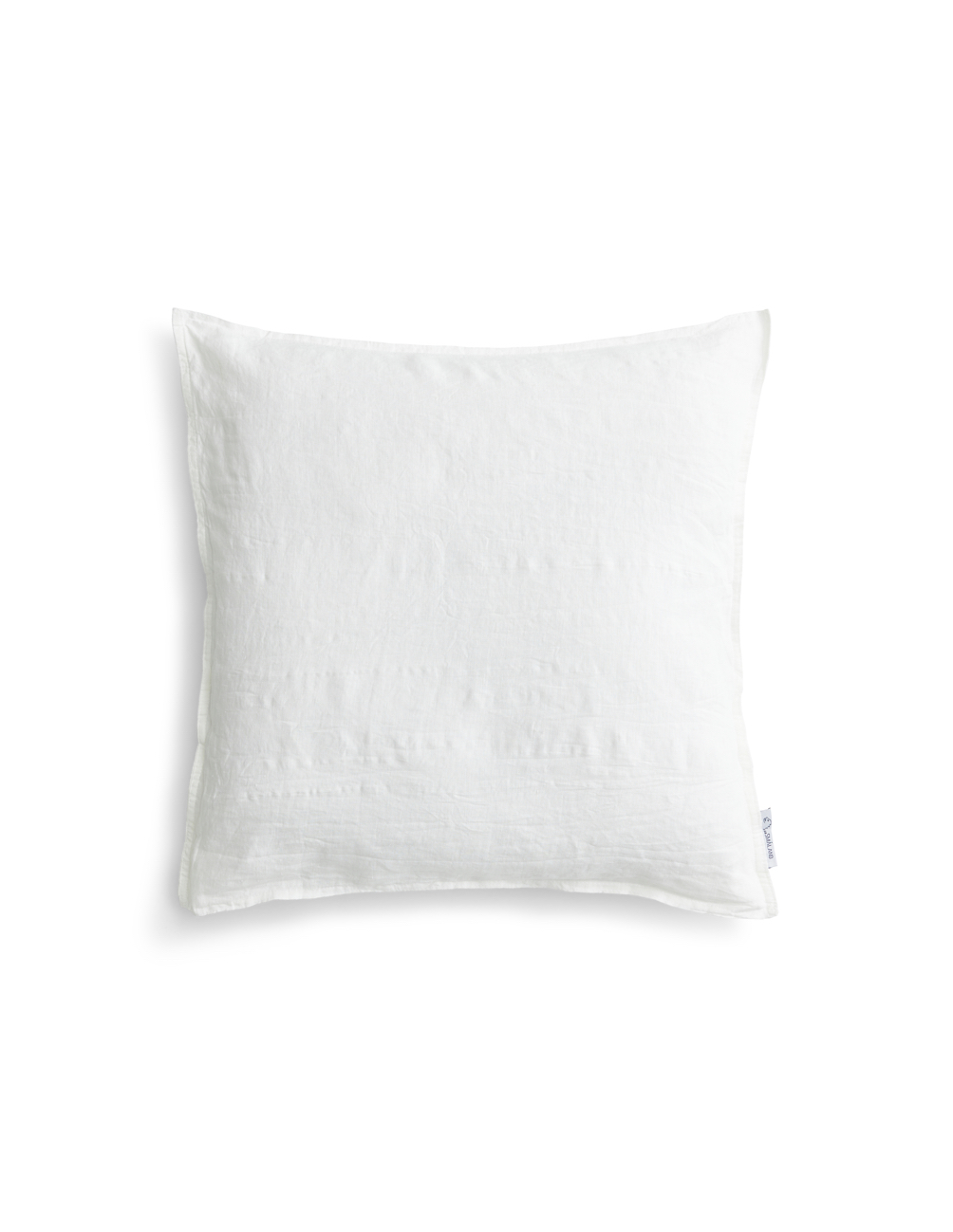 Cushion Cover Linen Optical White