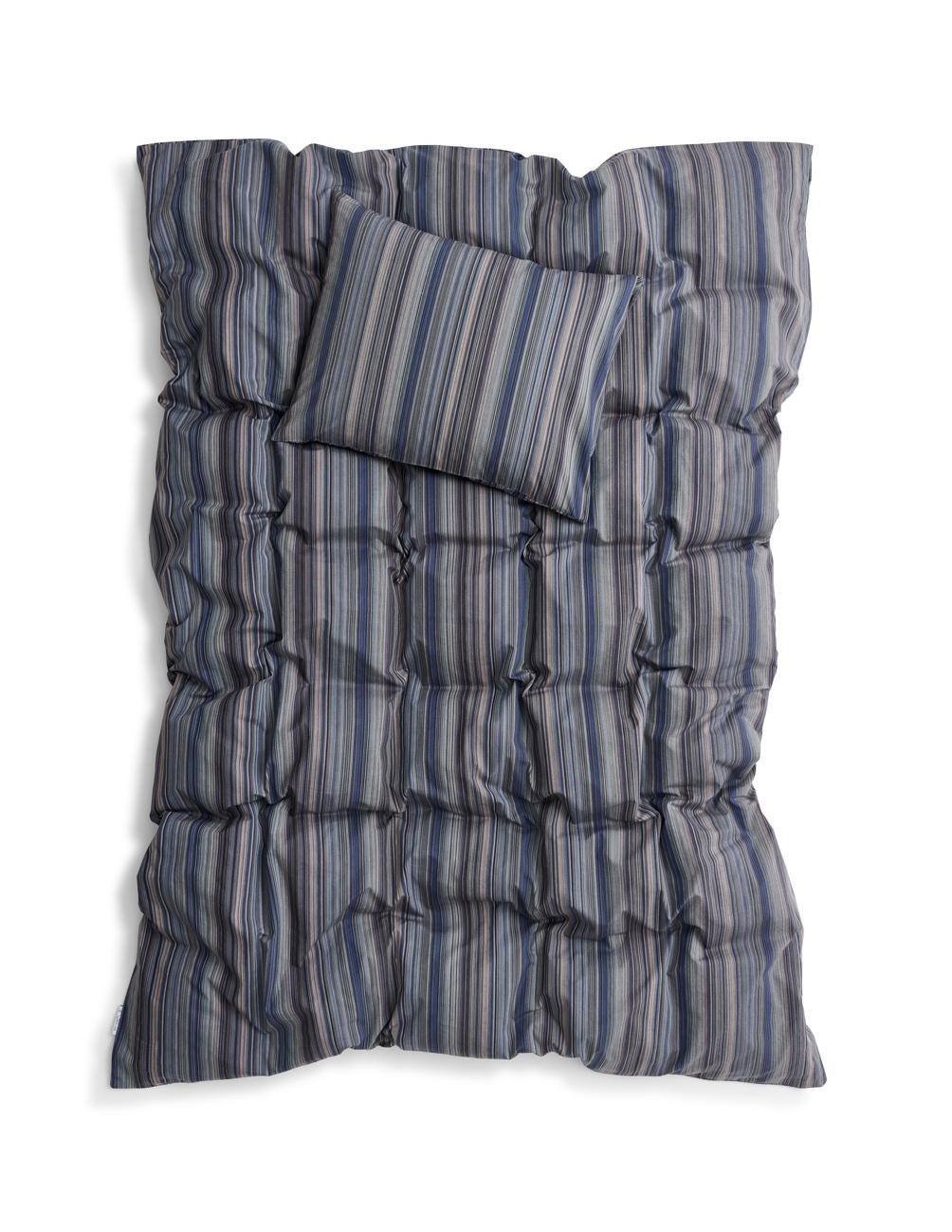 Duvet Cover Leftover Yarn Navy