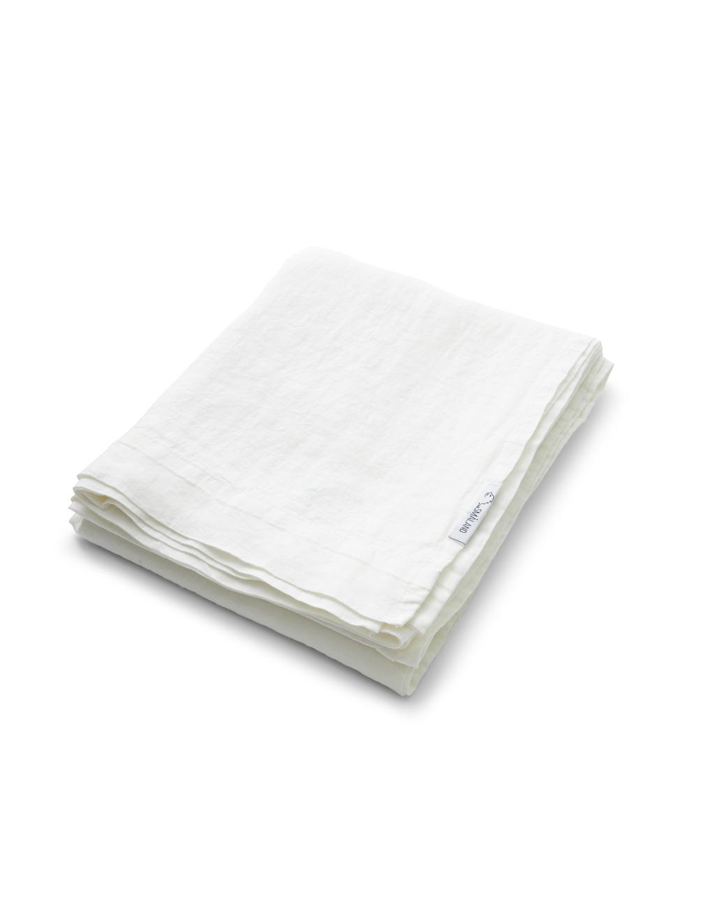 Sheets Linen Optical White