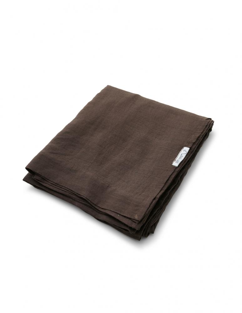 Lakan Linne Dark Brown
