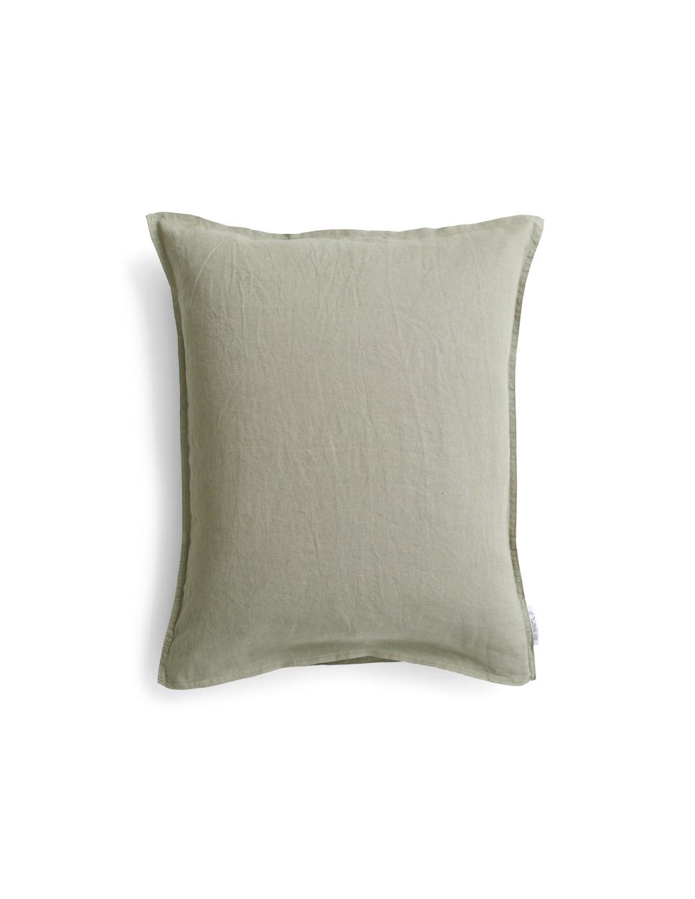 Pillowcase Linen Sage