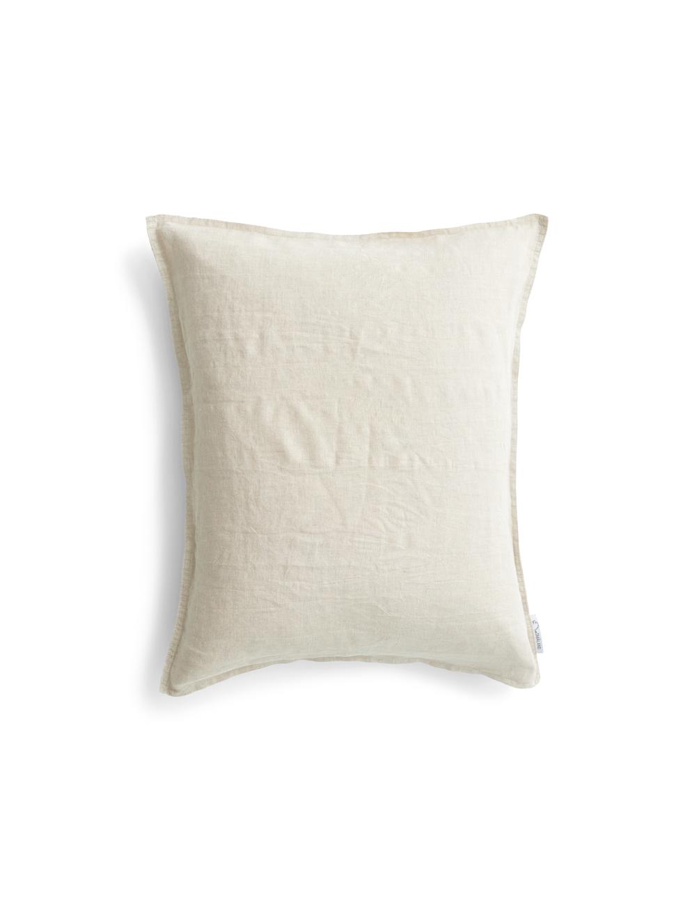 Pillowcase Linen Natural
