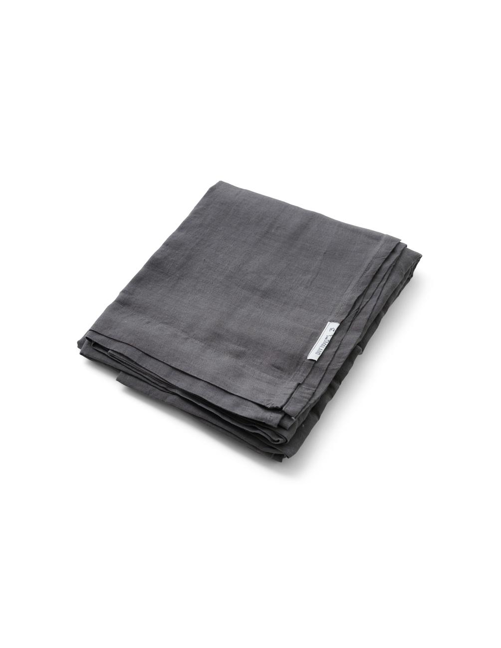 Sheets Linen Dark Grey