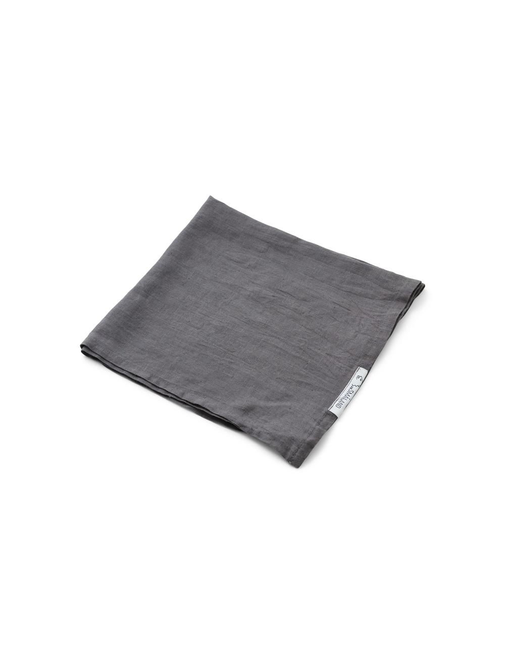 Linneservetter Dark Grey