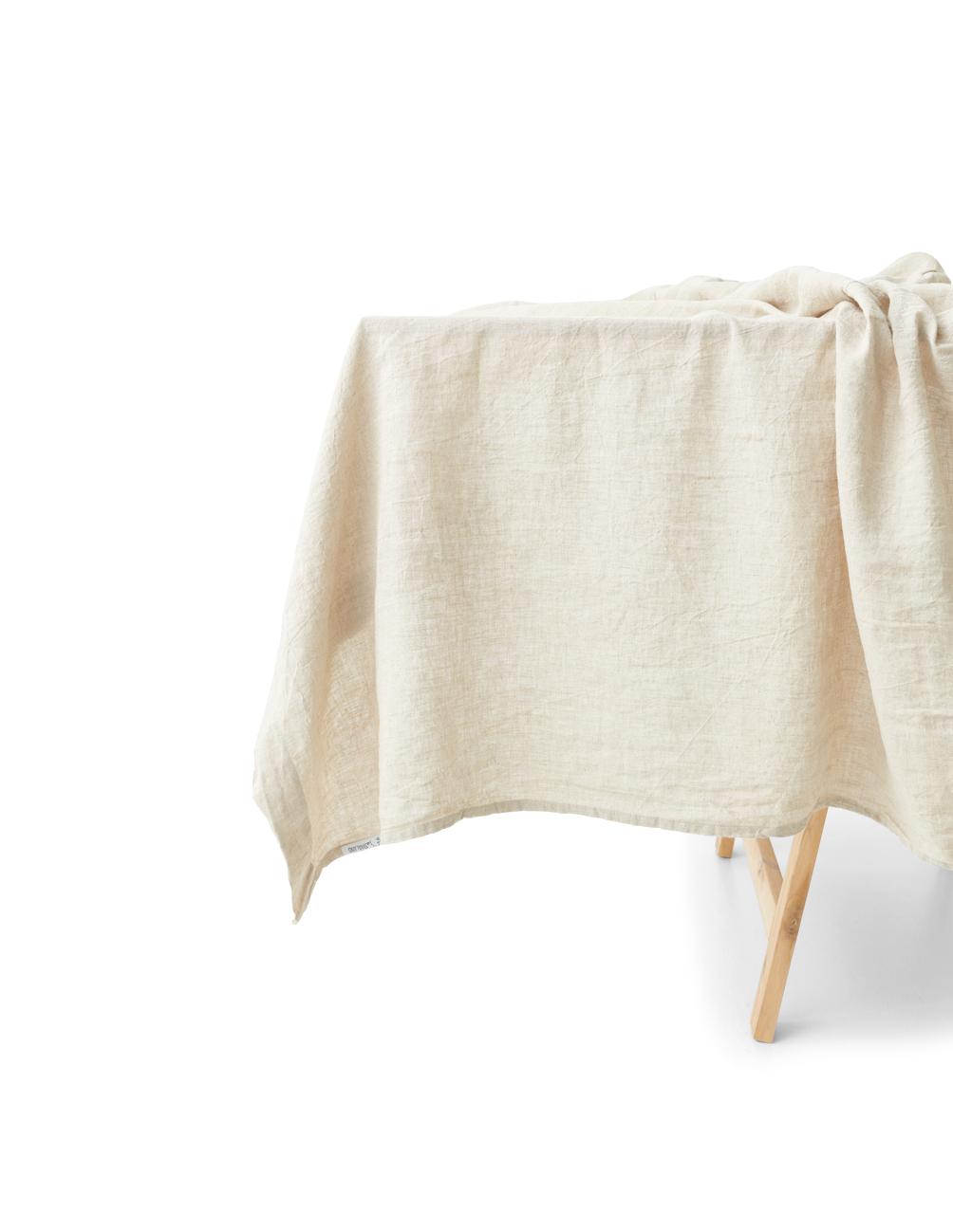 Tabelcloth Linen Natural