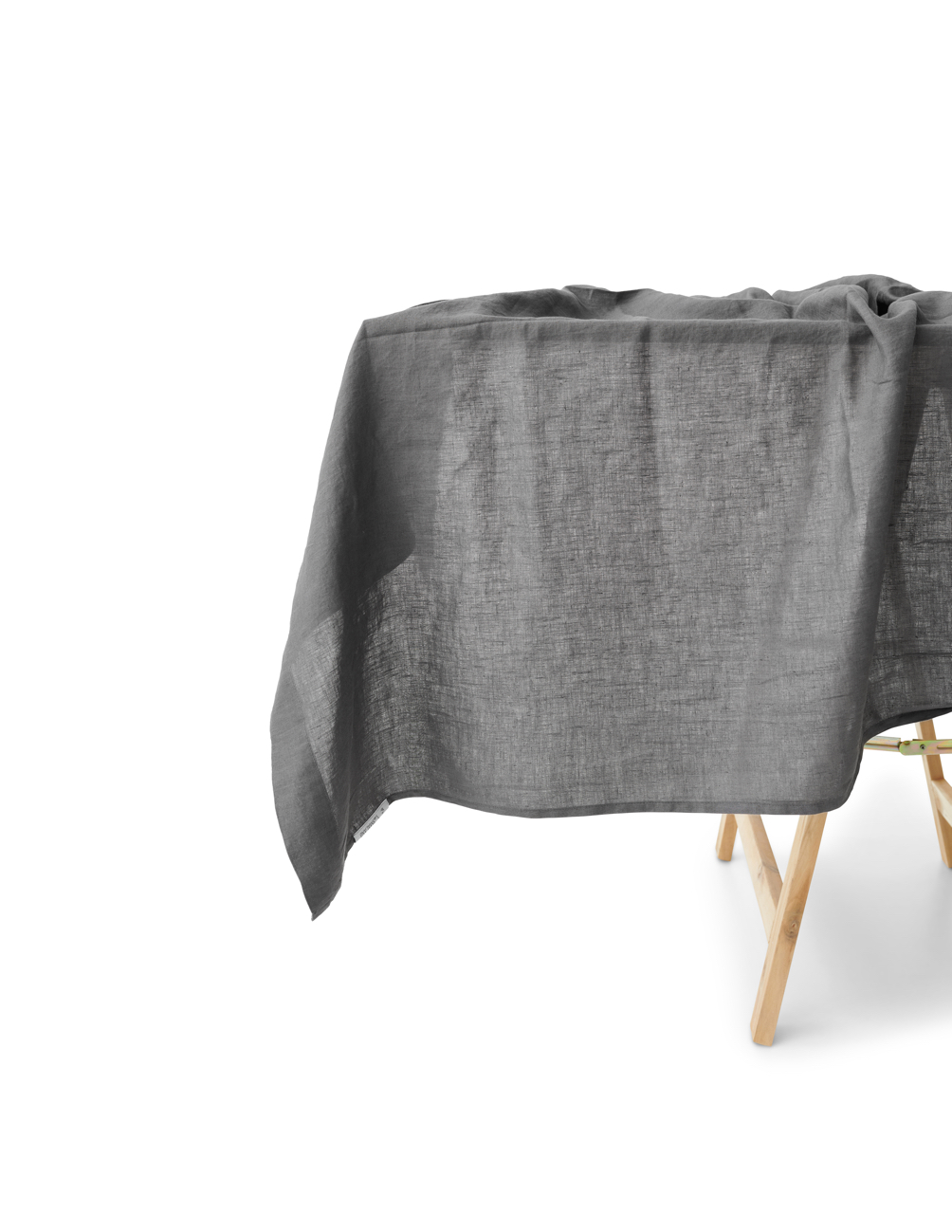 Tabelcloth Linen Dark Grey