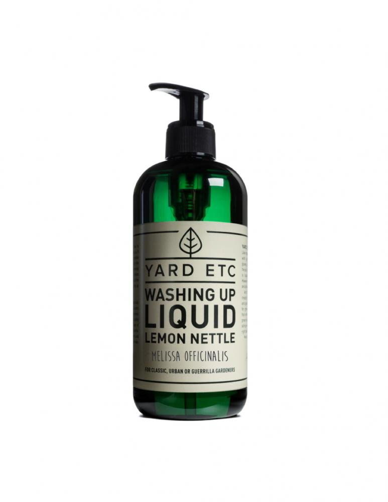 Lemon Nettle Dish Soap