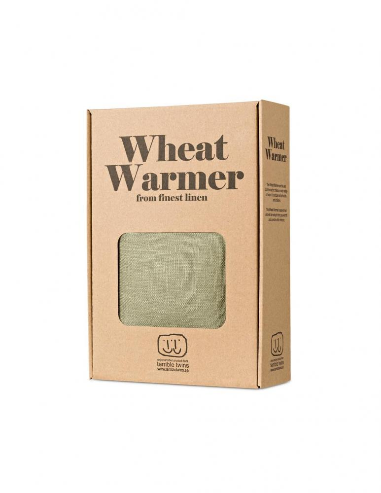Wheat Warmer Light Olive Green