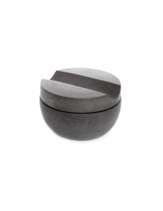 Shave Cup & Soap - Grey