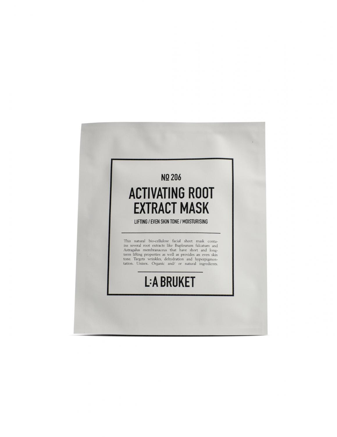Single Extract Mask Activating Root