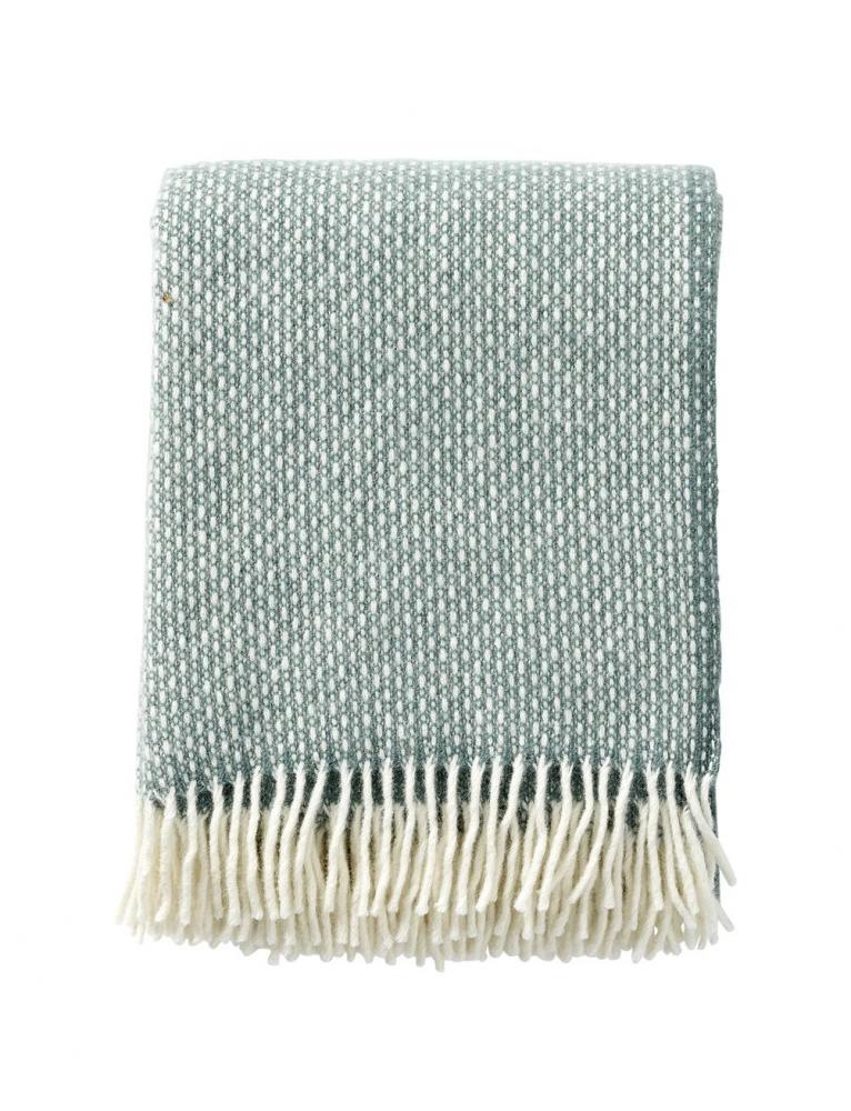 Freckles Dusty Green Blanket/Throw