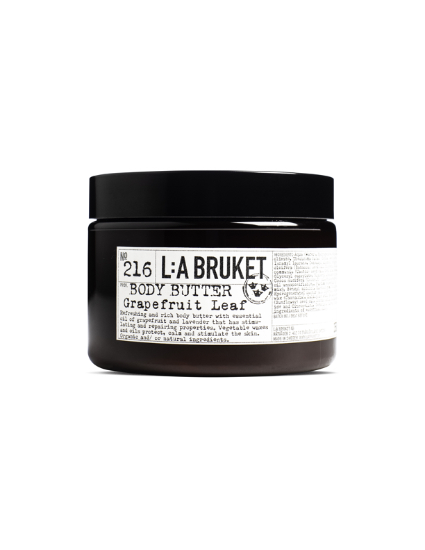 Bodybutter Greapfruit leaf