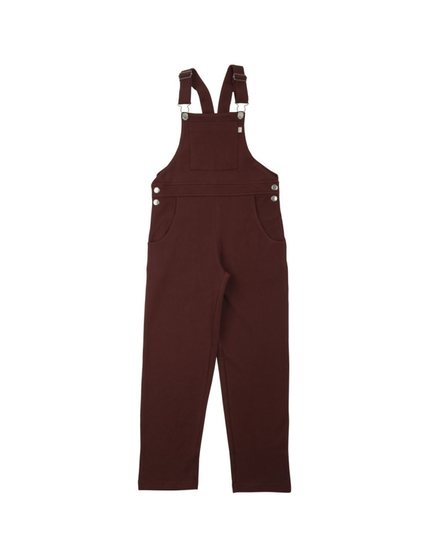 Elda Overalls Burnt Red