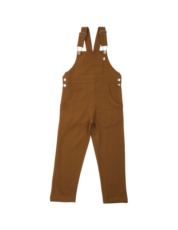 Elda Overalls Fudge