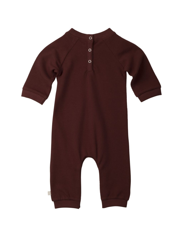 Esmar Onesie Burnt Red
