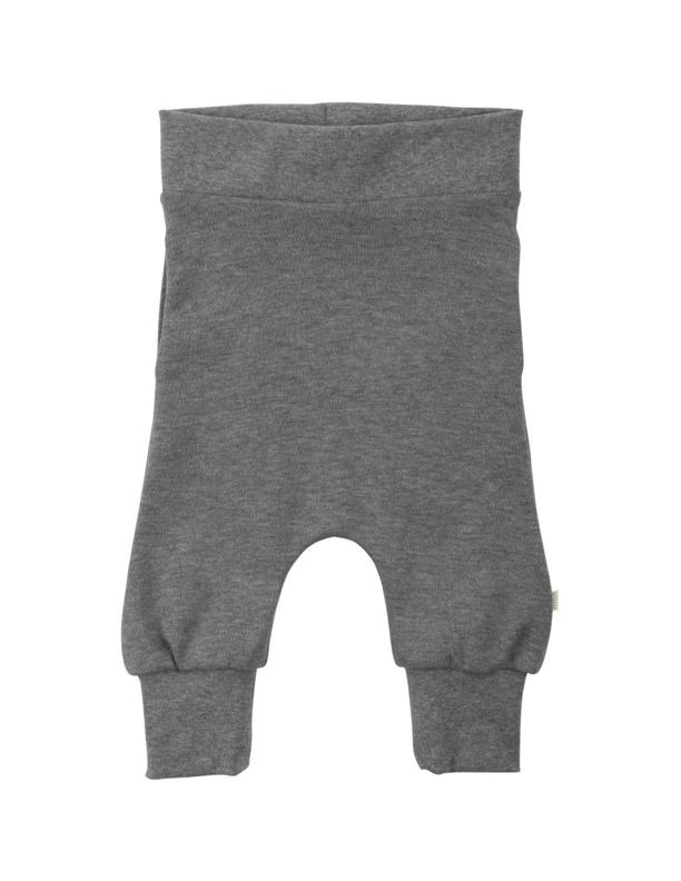 Island Pants Grey Melange