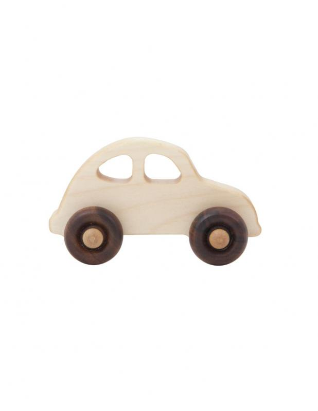 Wooden Toy Car 30th
