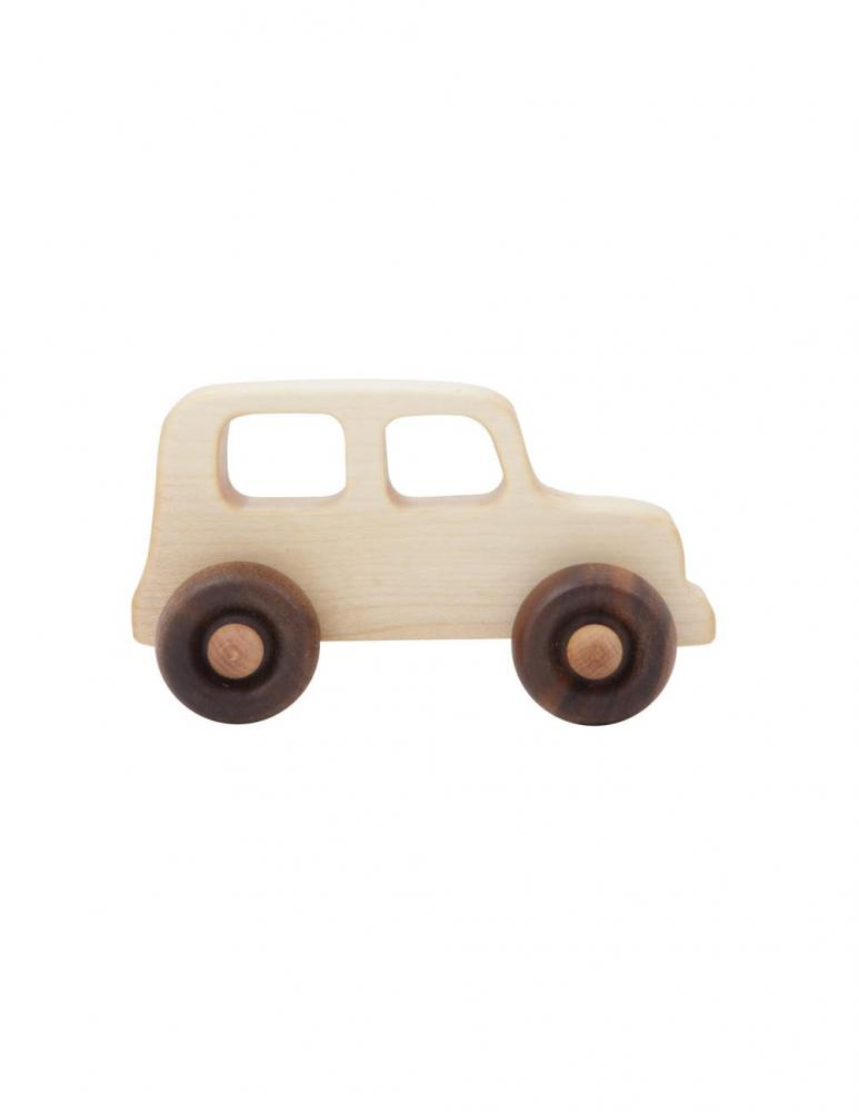 Wooden Toy Car Off Road