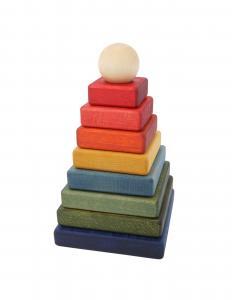 Stacker Pyramid Rainbow