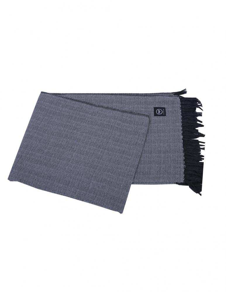 Blanket Saga Black/Gray 130x170cm