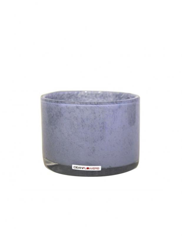 Recycled Lantern Pastell Blue